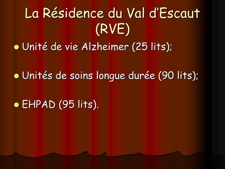 La Résidence du Val d'Escaut