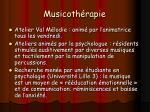 musicoth rapie
