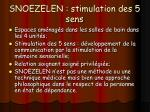 snoezelen stimulation des 5 sens