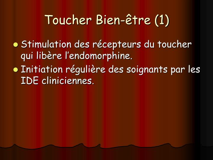 Toucher Bien-être (1)