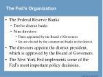 the fed s organization3