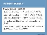 the money multiplier3