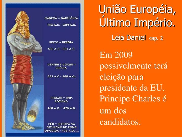 Unio Europia, ltimo Imprio.