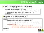 net remoting example