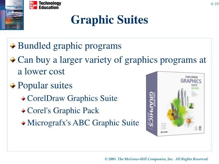 Graphic Suites