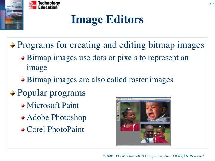 Image Editors