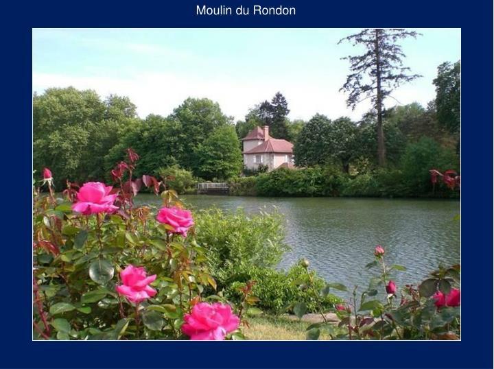 Moulin du Rondon
