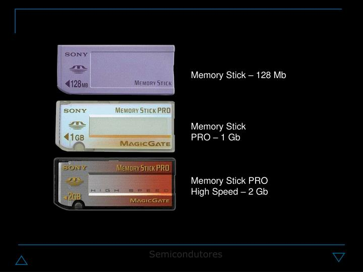 Memory Stick – 128 Mb