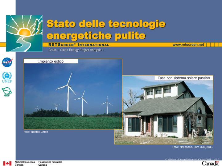 corso clean energy project analysis