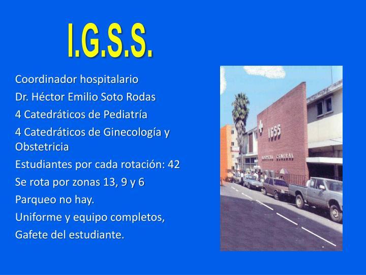 I.G.S.S.