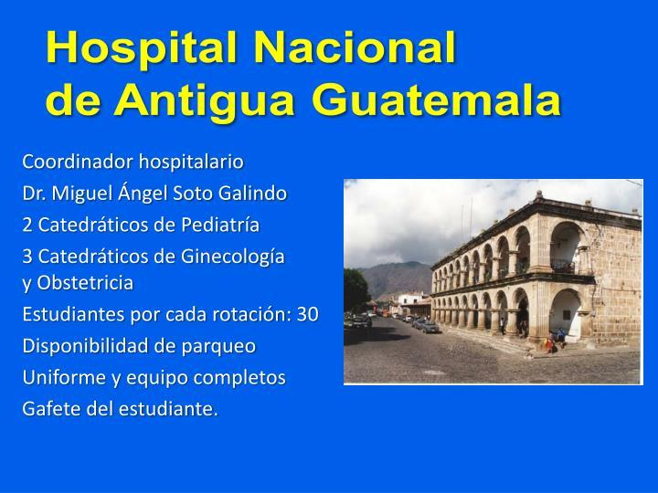 Hospital Nacional