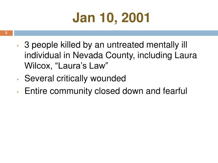 Jan 10, 2001