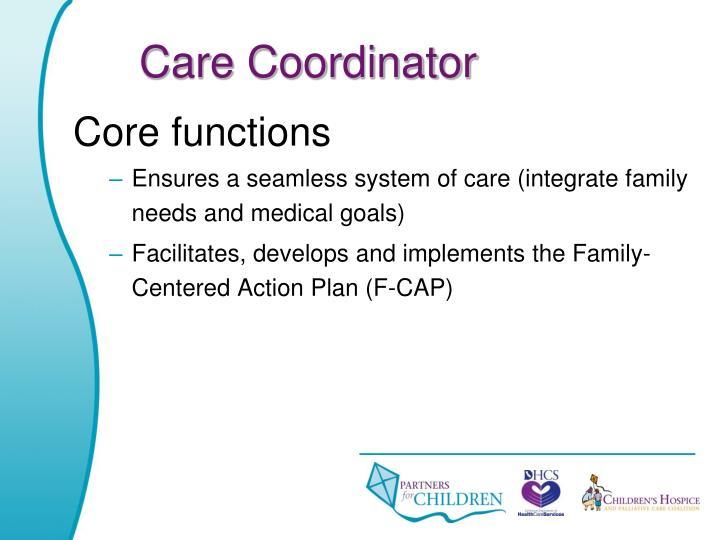 Care Coordinator