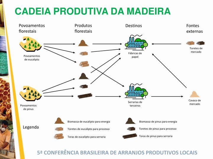 Povoamentos florestais