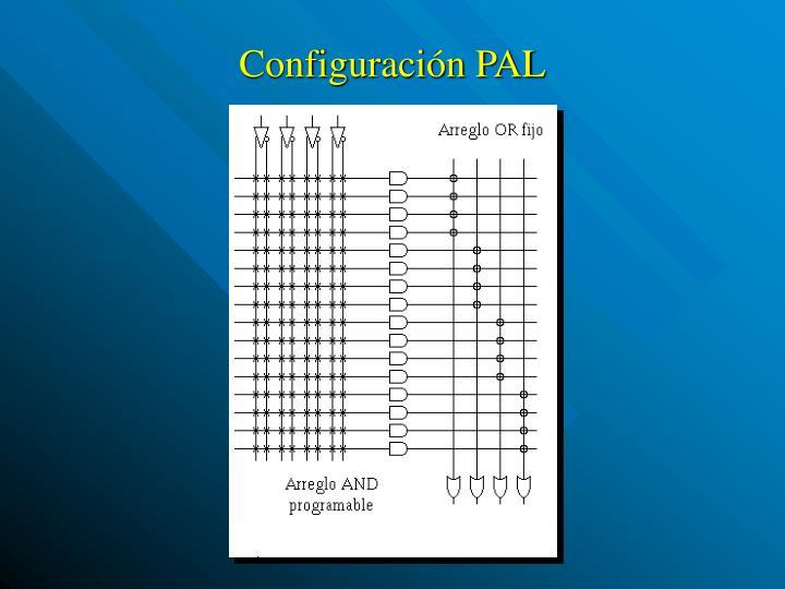 Configuración PAL