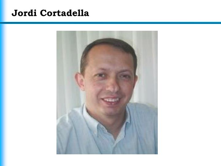 Jordi Cortadella