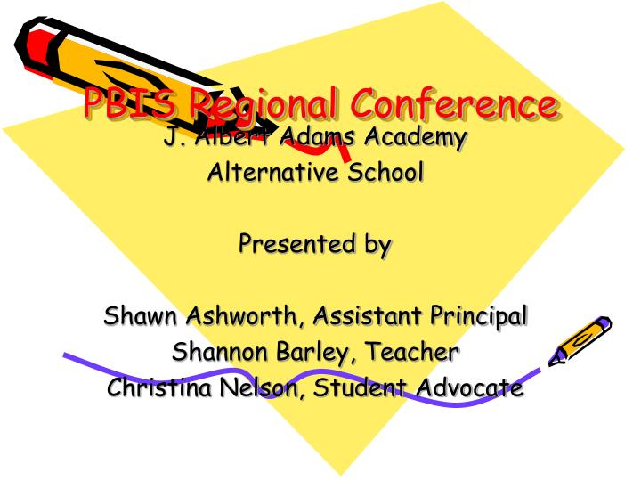 Pbis regional conference