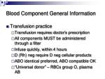 blood component general information1