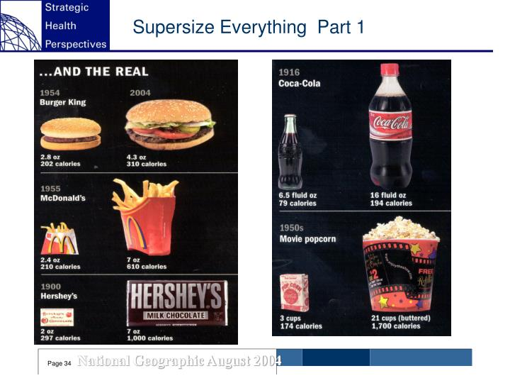Supersize Everything  Part 1