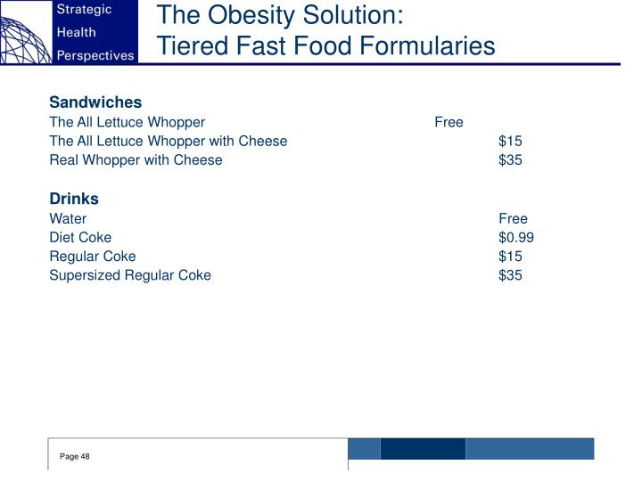 The Obesity Solution: