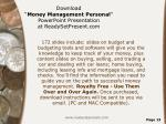 download money management personal powerpoint presentation at readysetpresent com