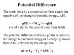 potential difference1