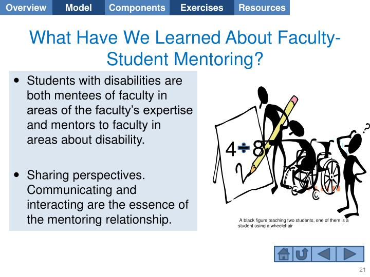 What Have We Learned About Faculty-Student Mentoring?