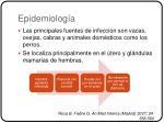 epidemiolog a