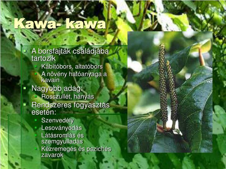 Kawa- kawa