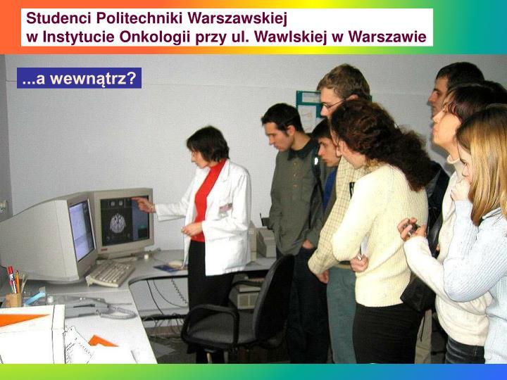 Studenci Politechniki Warszawskiej