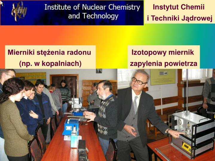 Instytut Chemii