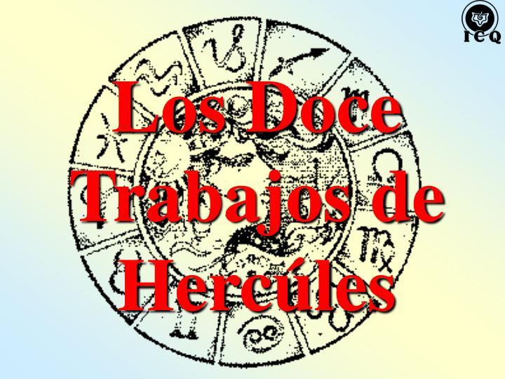 Los Doce Trabajos de Hercúles