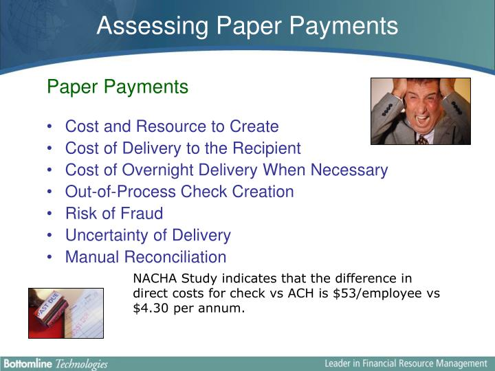 Paper Payments