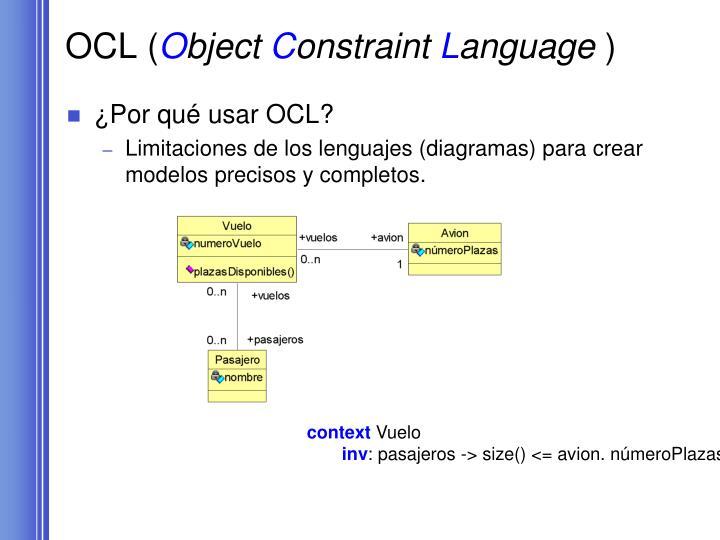 OCL (