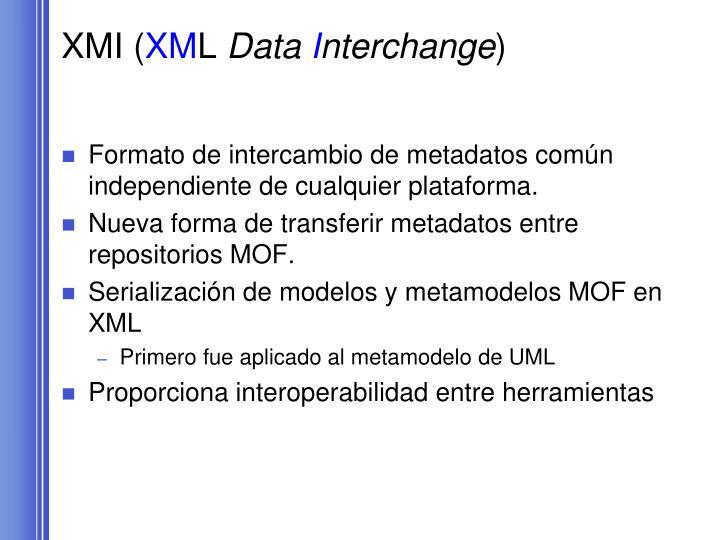 XMI (