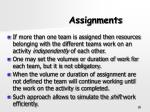 assignments2