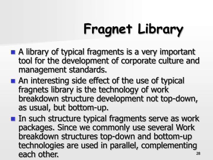 Fragnet Library