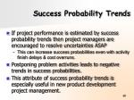 success probability trends3