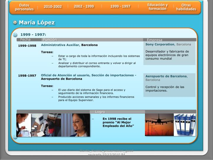 2002 - 1999