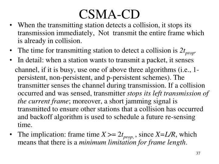 CSMA-CD