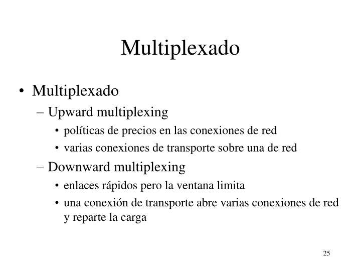 Multiplexado