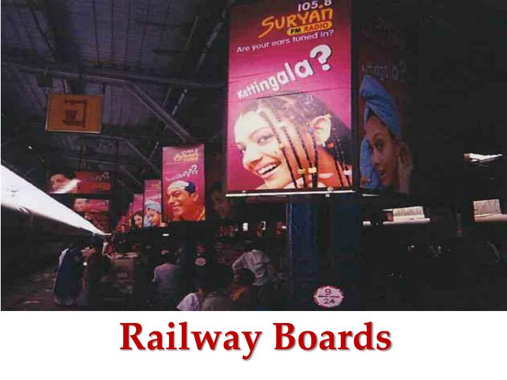 Railway Boards
