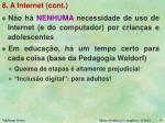 8 a internet cont1