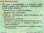 8 a internet cont4