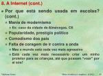 8 a internet cont5