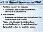 dynamic languages in jvm 4