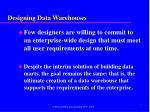 designing data warehouses2