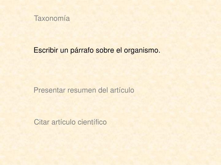 Taxonom