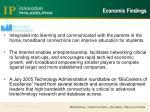 economic findings1