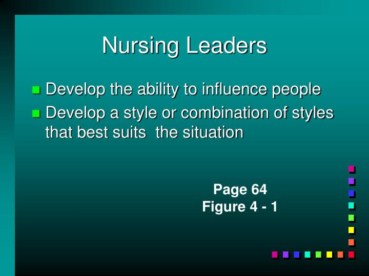 Nursing Leaders